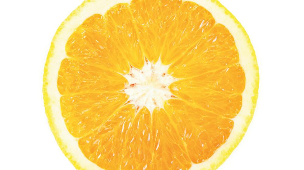 hvilke vitaminer er der i appelsiner